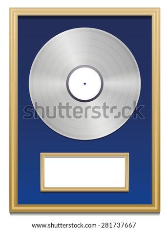 platinum record stock images royalty free images vectors shutterstock. Black Bedroom Furniture Sets. Home Design Ideas