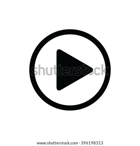 play button vector icon stock photo photo vector illustration rh shutterstock com play button vector png play button vector free download