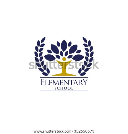 school logo stock images royaltyfree images amp vectors
