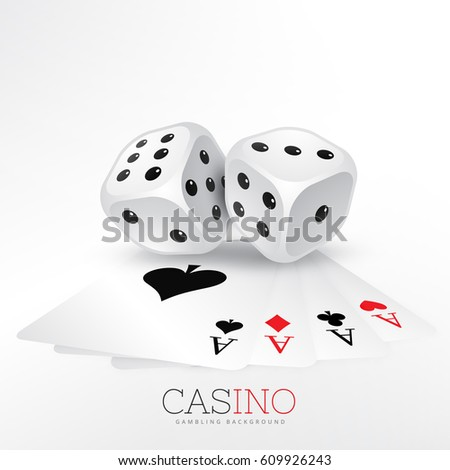 A gambling game played with two dice us gambling revenue 2010