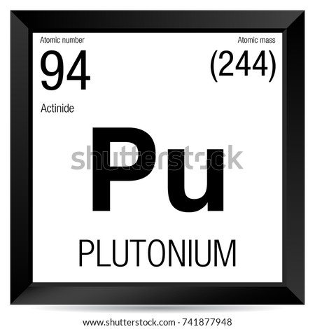 an analysis of the element plutonium in chemistry This webelements periodic table page contains plutonium hexafluoride for the element plutonium pm sm eu element analysis in chemistry of the elements.