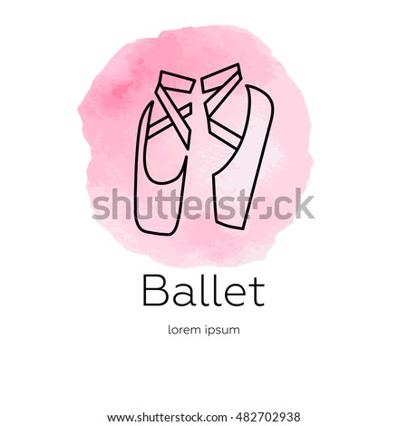 Beginners Acrylic Painting | Ballet Shoes | Chill out art project ...