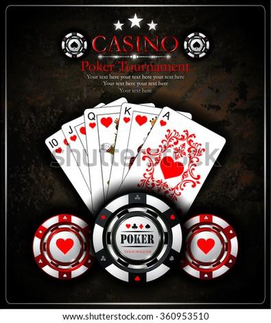 Casino royal poker chip casino dover down