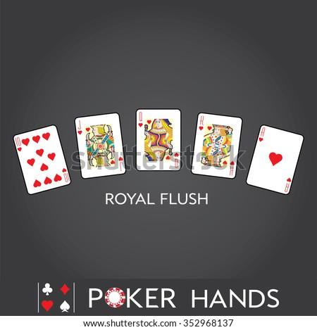 gta san andreas video poker royal flush