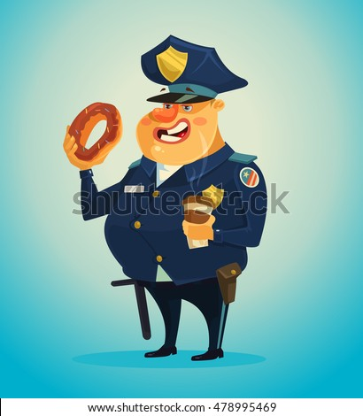 Fat Cops Eating Donuts Bing Images Interiorhalloweenco