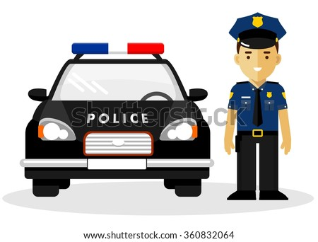 Sheriff Car Clip Art