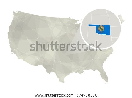 Oklahoma Government Stock Images RoyaltyFree Images Vectors - Oklahoma map us