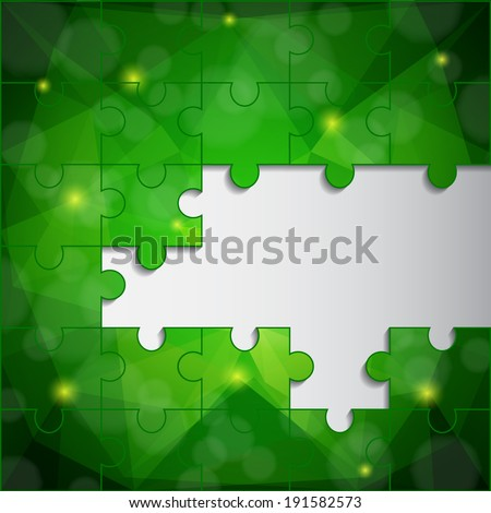 Polygonal background. EPS10 vector