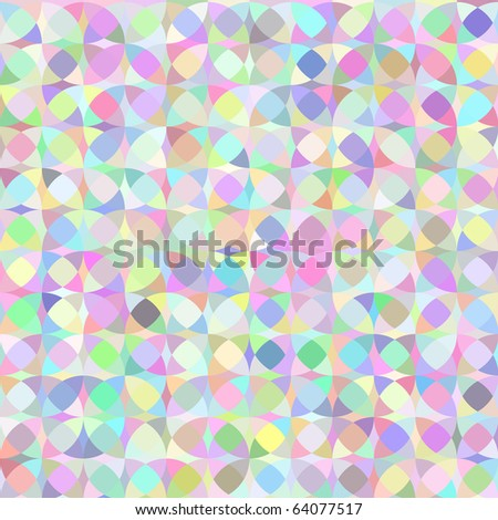 Pop art vector retro background