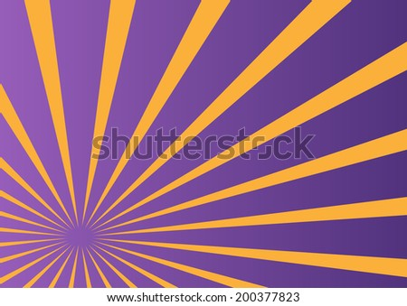 Pop sunburst background.vector wallpaper