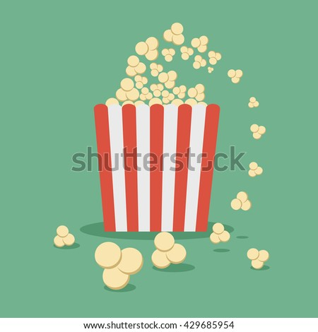 Popcorn Bag Stock Images, Royalty-Free Images & Vectors ...