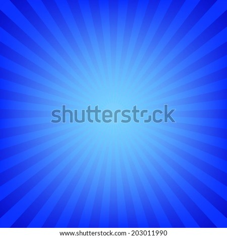 popular blue background  - stock vector