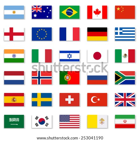 Popular Flag Collection