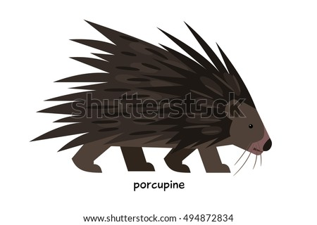 porcupine images cartoon porcupine stock photos royalty free images vectors 5071