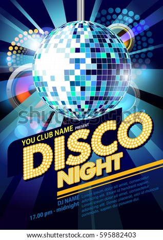 Disco Party Stock Images, Royalty-Free Images & Vectors ...