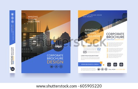 Pamphlet Images RoyaltyFree Images Vectors – Pamphlet Layout