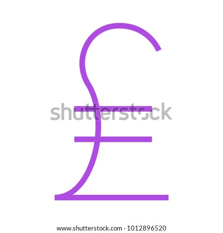 pound  sign currency