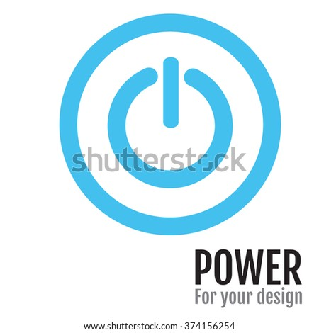 Power button Icon Vector. Power Icon JPEG. Power Icon Object. Power Icon Picture. Power Icon Image. Power Icon Graphic. Power Icon Art. Power Icon JPG. Power Icon EPS. Power Icon Drawing -stock vector - stock vector