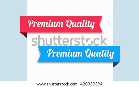 Premium Quality Ribbons