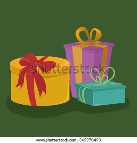Presents vector set