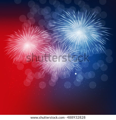 Presidential Election 2016 In Usa Background Can Be Used As Banner Or Poster Vector