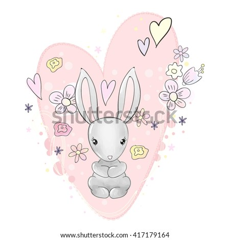 pretty hearts stock images, royaltyfree images  vectors, Beautiful flower