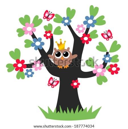 prince princess birthday baby shower - stock vector