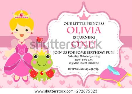Birthday Invitation Template Images RoyaltyFree Images – Birthday Party Invitation Backgrounds