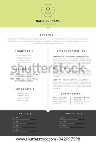 Print Stationary template design. Corporate identity business set.