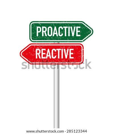 proactive and reactive change How a reactive approach to change management isn't getting you the results you  are looking for.