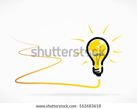 Problem solving idea  - stock vector