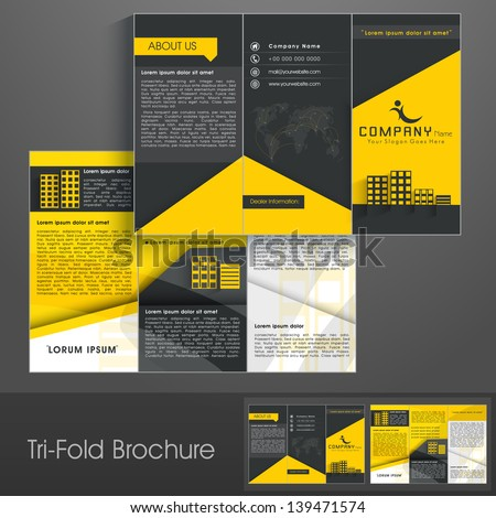 free professional brochure templates - brochure stock photos images pictures shutterstock