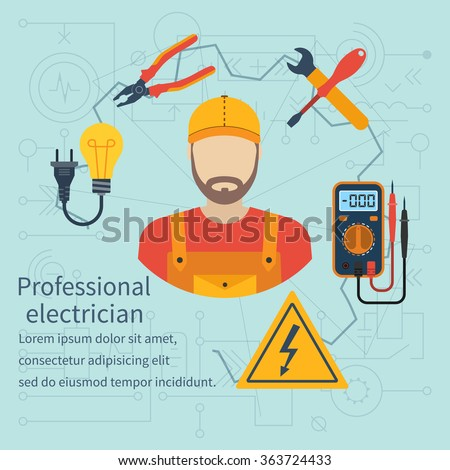 Electrician Stock Images Royalty Free Images Vectors