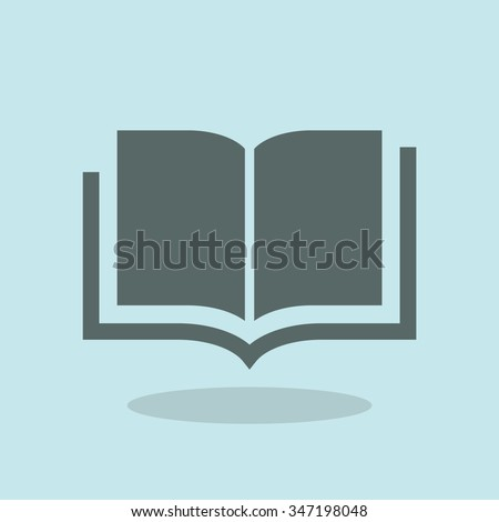 Publication icon - stock vector