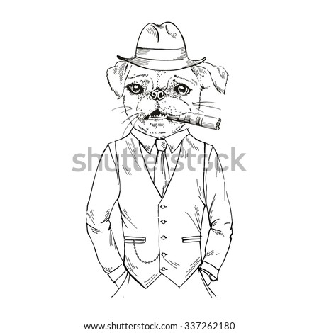 Search P3 in addition Stock Vector A Big Cartoon Mobster In A Suit in addition 136093219969090138 besides Cartoon gangster moreover Hitman. on hitman suit