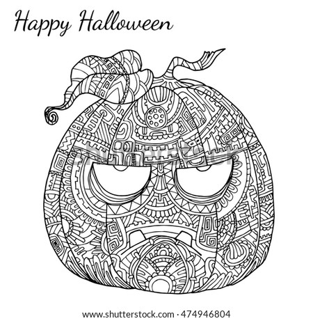 Halloween Drawing Stock Images, Royalty-Free Images & Vectors ...