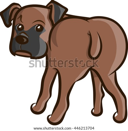 Dog Butt Stock Images, Royalty-Free Images & Vectors ...
