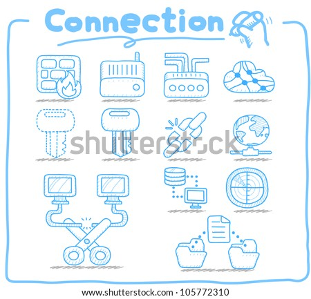 Pure Series | Hardware ,Business,Internet icon set