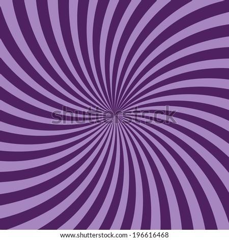 purple color burst background. Vector illustration - stock vector