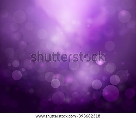 Purple lights background - stock vector