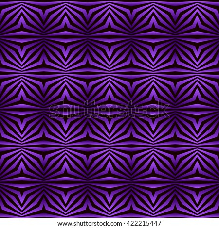 Purple seamless background with repeating geometric pattern. Abstract vector illustration. Good background for wrapping paper, Wallpaper or textile.
