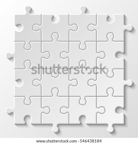 Puzzle stock images royalty free images vectors shutterstock puzzle piece business presentation circle infograph step process diagram section compare banner ccuart Choice Image