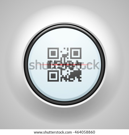 QR Code scan button