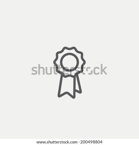 Quality icon - stock vector