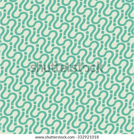 Queries marks  pattern. vector. - stock vector