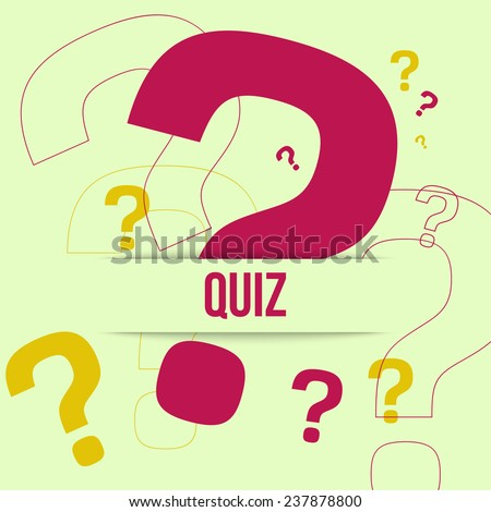 Question mark icon. Help symbol. FAQ sign on a yellow background. Quiz. vector - stock vector