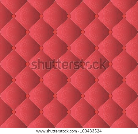 quilted rotem hintergr...
