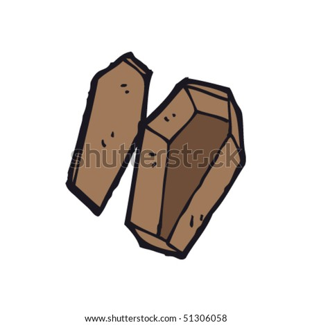 coffin drawing template clipart vector of undertaker with coffin