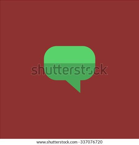 Quote. Icon Vector. Icon Picture. Icon Graphic. Icon Art. Icon JPG. Icon JPEG. Icon EPS. Icon AI. Icon FLAT. Icon SIMPLE - stock vector