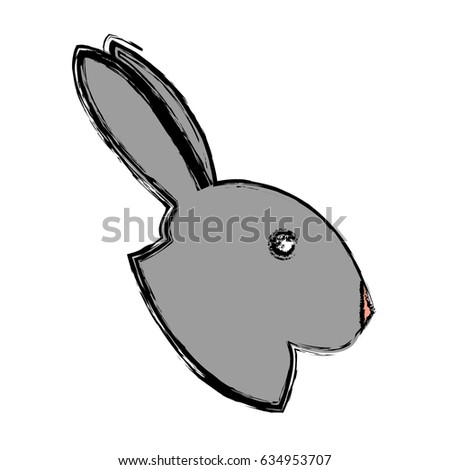 rabbit animal icon